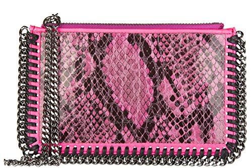 python faux mini rose sac Stella femme pochette McCartney qUX4RX