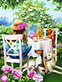 Tea Party 300 pc Jigsaw Puzzle by SunsOut
