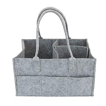 Amazon Pffy Diaper Caddy Organizer Baby Shower Basket Portable
