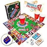 DRINK-A-PALOOZA Board Game: combines 'old-school' +...