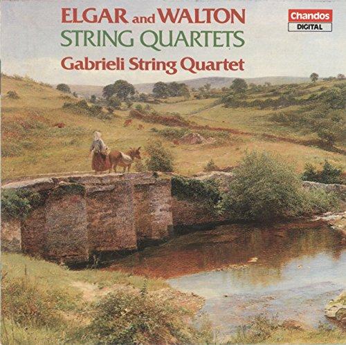 Gabrieli String Quartet: Elgar & Walton String Quartets