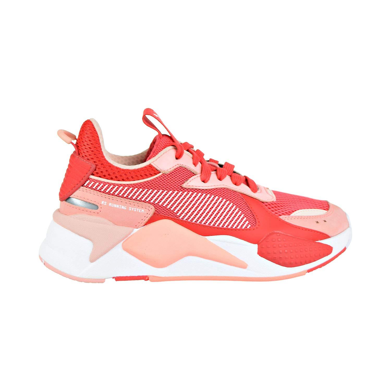 Puma RS X Toys bright peach high risk red sz 8