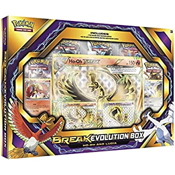 Pokemon TCG: BREAK Evolution Box 2 Featuring Ho-Oh and Lugia