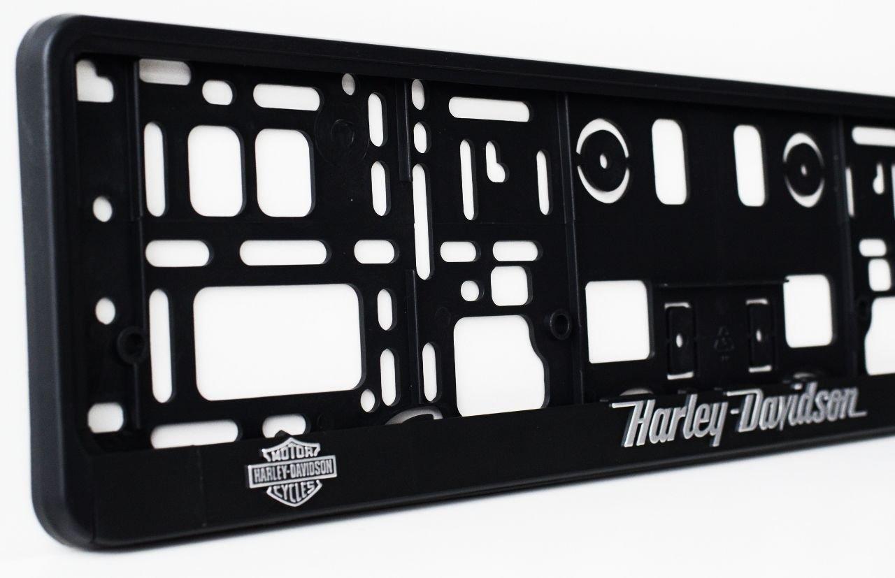 3D Harley Davidson Kennzeichenhalter Schilderhalter ...