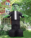 FRANKENSTEIN MONSTER AIRBLOWN 16 FEET TALL INFLATABLE YARD DECOR Halloween Theme SS62316G by Gemmy