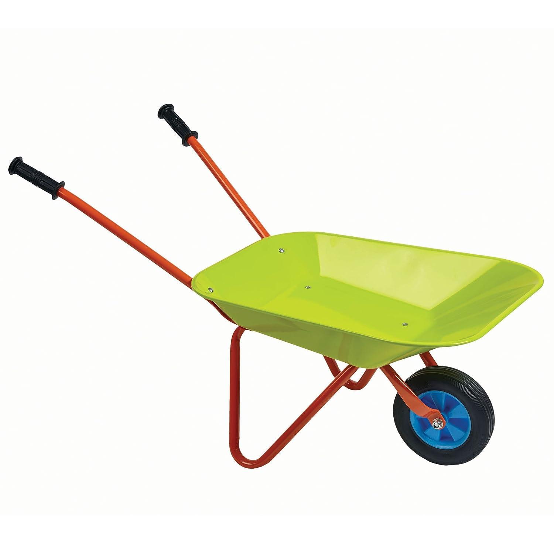 Briers Children's Metal Wheel Barrow - Green Briers Ltd B5099