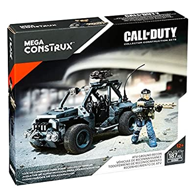 Mega Construx Call of Duty ATV Ground Recon Building Set: Toys & Games