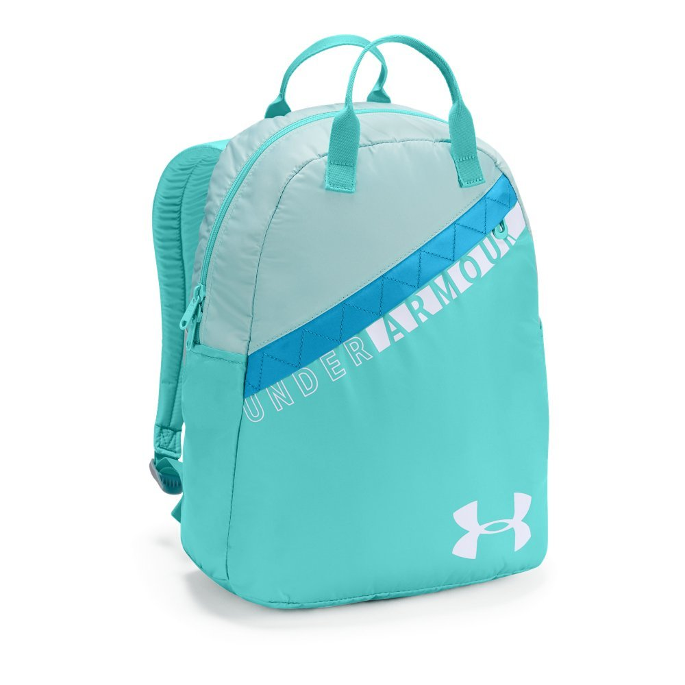 Under Armour Favorite Backpack 3.0, Tropical Tide (425)/White, One Size Fits All by Under Armour