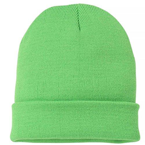 Nutshell - Gorro de punto - para hombre verde lima