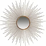A&B Home Kendall Mirror, 39 by 39-Inch