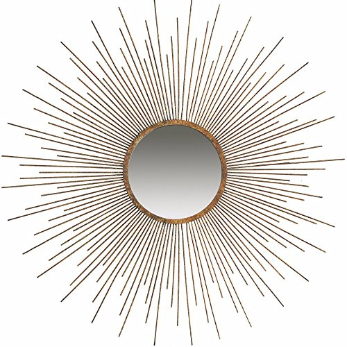 A&B Home Kendall Mirror, 39 by 39-Inch by A&B Home