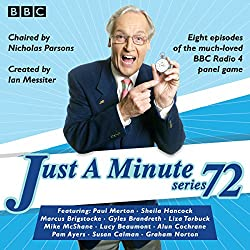 Just a Minute: Series 72