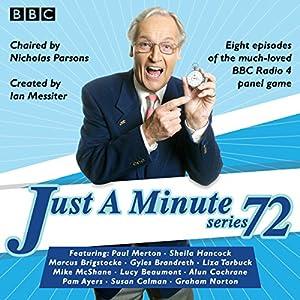 Just a Minute: Series 72 Radio/TV Program