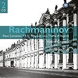 Music - Rachmaninoff Piano Concertos Nos. 2 & 3 / Rhapsody on a Theme of Paganini / Muti, Gavrilov