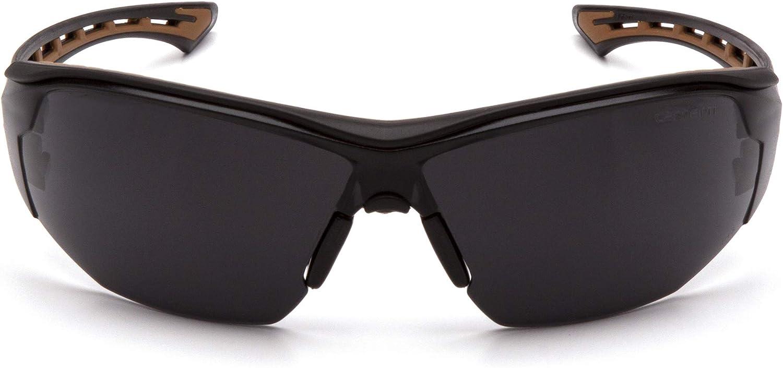Carhartt CHB818ST Easley Glasses, Sandstone Bronze Lens - -