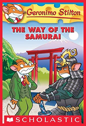 Amazon.com: Geronimo Stilton #49: The Way of the Samurai ...