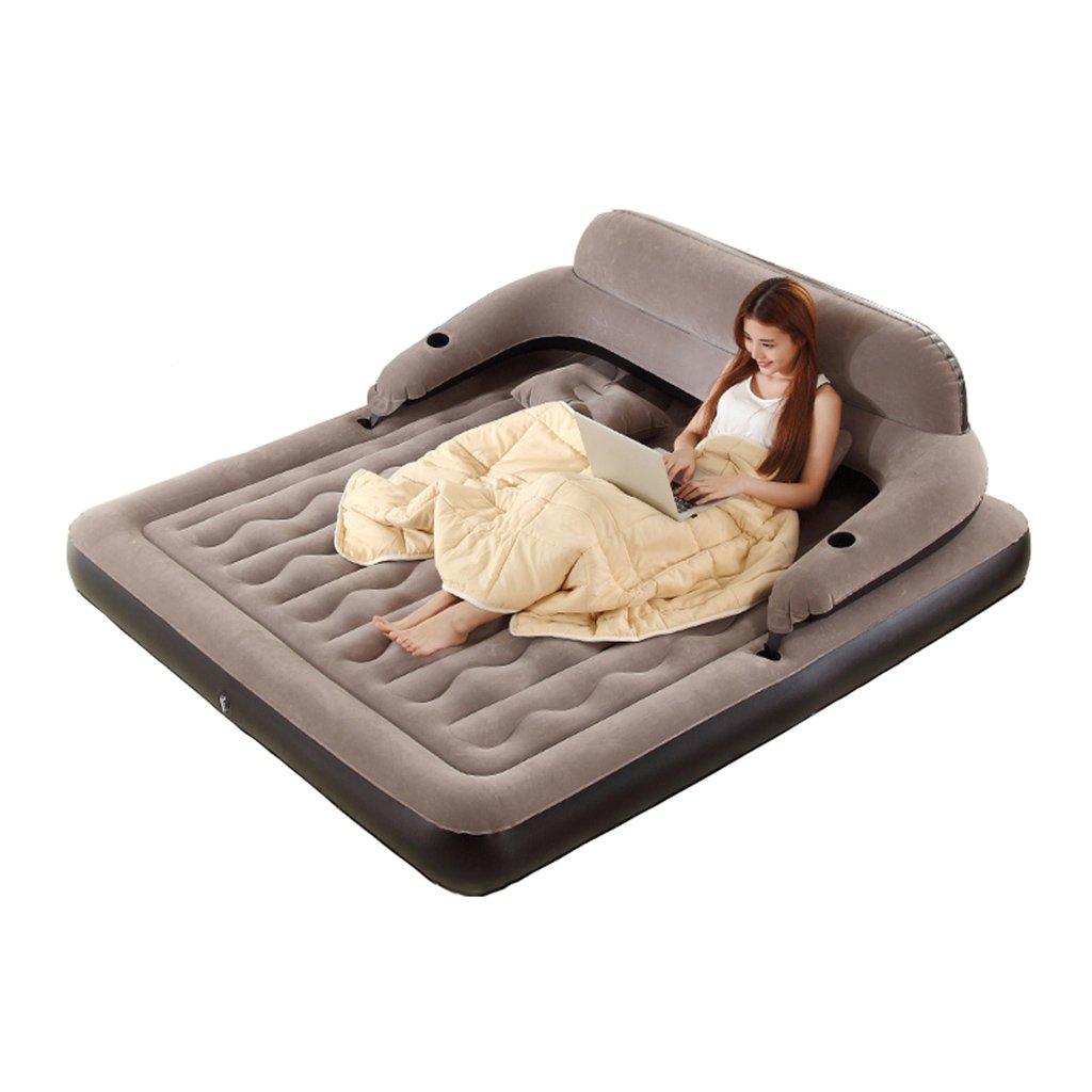 Bed-LSS ALXC- Bett, aufblasbares Matratzen-Haushalts-Luft-Bett im Freien Tragbar