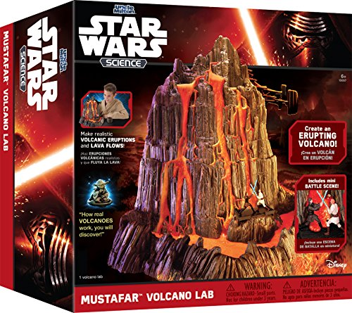 (Uncle Milton - Star Wars Science - Mustafar Volcano Lab)