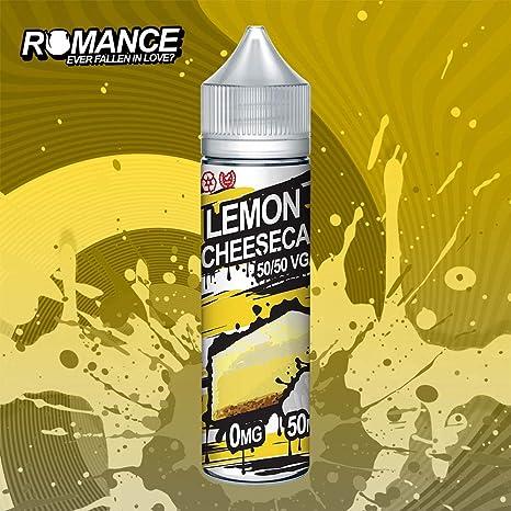 Romance e Liquid Vape Juice 10 fantásticos sabores ricos 50ML 0MG 50/50 PG/