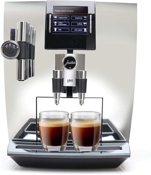 Amazon.com: Jura J90 automática máquina de café de un toque ...