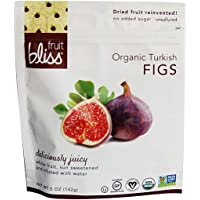 Fruit Bliss, Higos Orgánicos, 142 Gr.