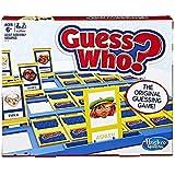 Hasbro - 05801 - Guess Who ? (Qui Est-Ce ? - Version Anglaise)