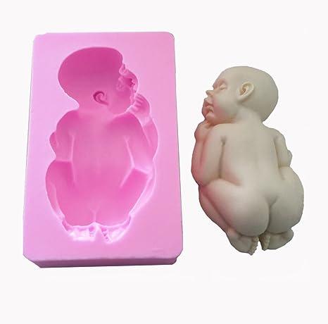 Amazon.com: WYD gigante bebé Cake Decorating Fondant de ...