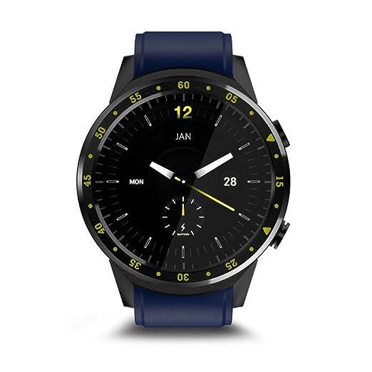Reloj Inteligente GPS + Beidou Posicionamiento Monitor de frecuencia cardíaca Altitud Presión Teléfono Exterior Reloj Unisex
