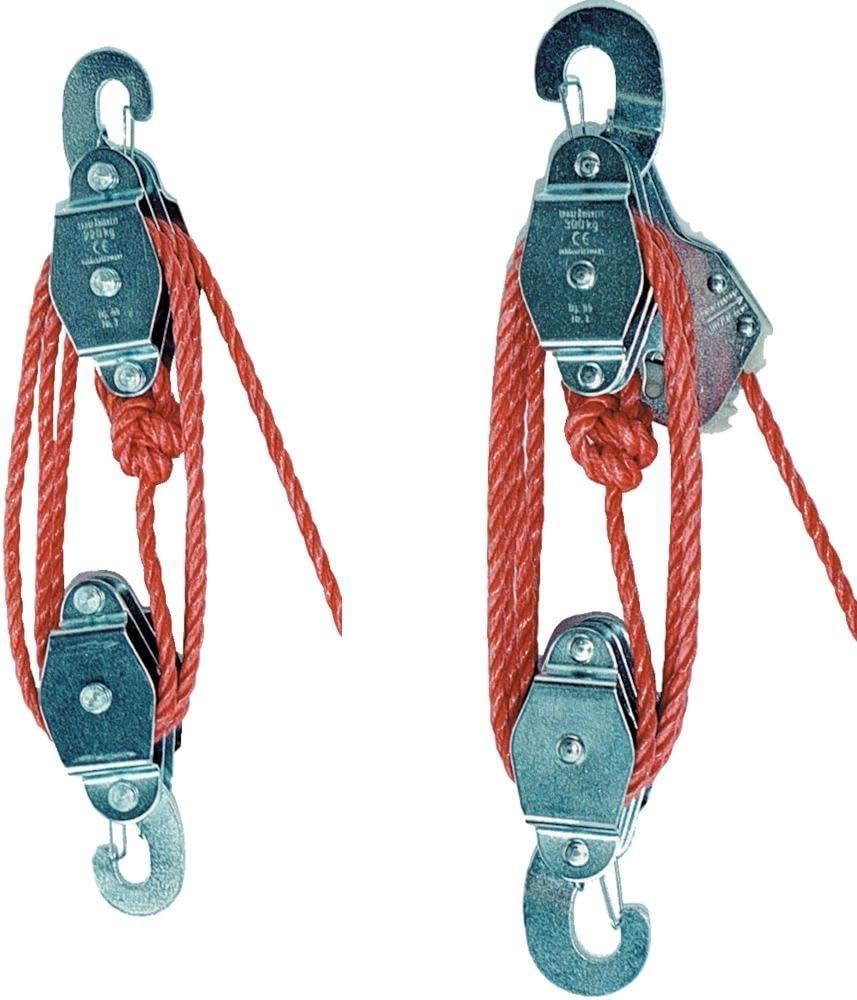 Palan 300/kg sans corde Frein schoerken