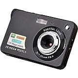 Holarosies 2.7インチTFT液晶ディスプレイ用18MP 720P 8倍ズームHDデジタルカメラアンチシェイクビデオカメラビデオCMOSマイクロカメラ子供ギフト