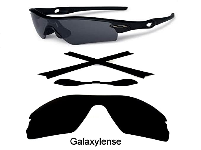 dd2bfe4cd41 Image Unavailable. Galaxylense Men s Replacement Lenses + Nose Pad +  Earsocks For Oakley ...