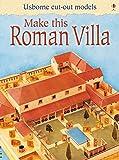 Make This Roman Villa: Usborne cut-out models