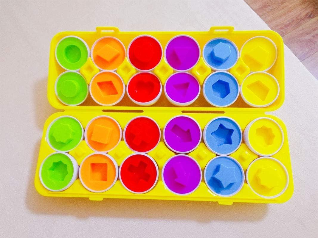 VWH Smart Eggs Toys Jeu /éducatif pour b/éb/é
