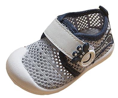 Plage Sandales Running Fille Confortables Chaussure Mesh Garçon Baskets Chaussures Enfant Bébé Fermées Bevalsa Sneakers Casual Été Respirant Ygy76bf