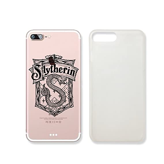 best website 9830a aeac9 Hogwards Slytherin Logo Iphone 7PLUS Case, Clear Iphone Hard Cover Case For  Apple Iphone 7PLUS Emerishop (VAE158.7plsl)