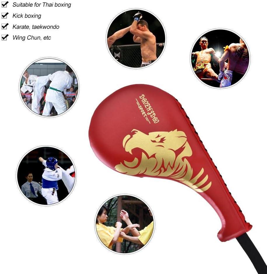 Alomejor Yanmeer Cible De Boxe De Pied De Taekwondo pour Entrainement darts Martiaux Tae Kwon Do Karat/é Kickboxing