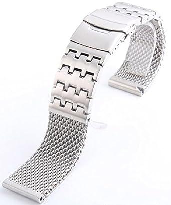 sports shoes e703e dffa7 Amazon | ドットタウン 腕時計ステンレスベルト パネライ IWC ...