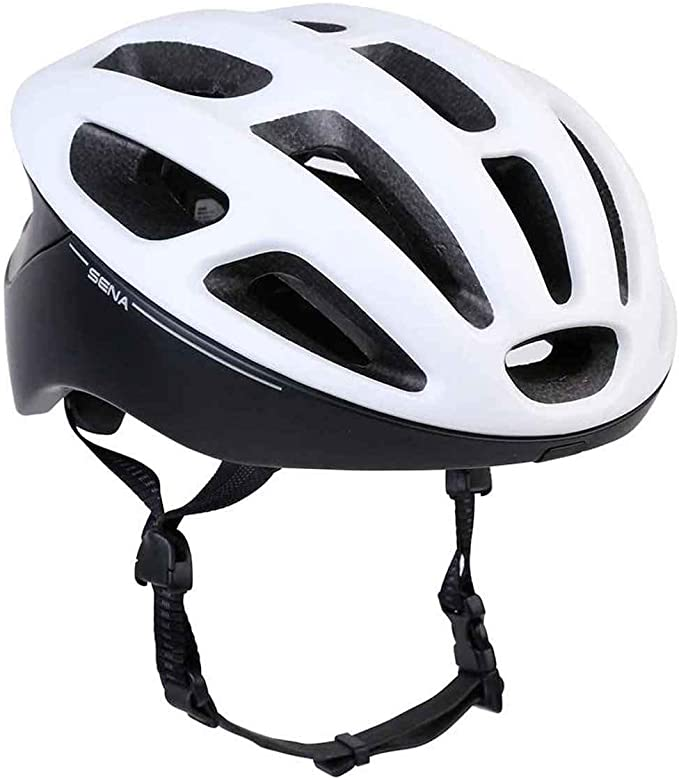 Amazon.com : EVO, R1 Smart, Helmet, White, L, 59-62cm - R1-STD-WH-L : Sports & Outdoors
