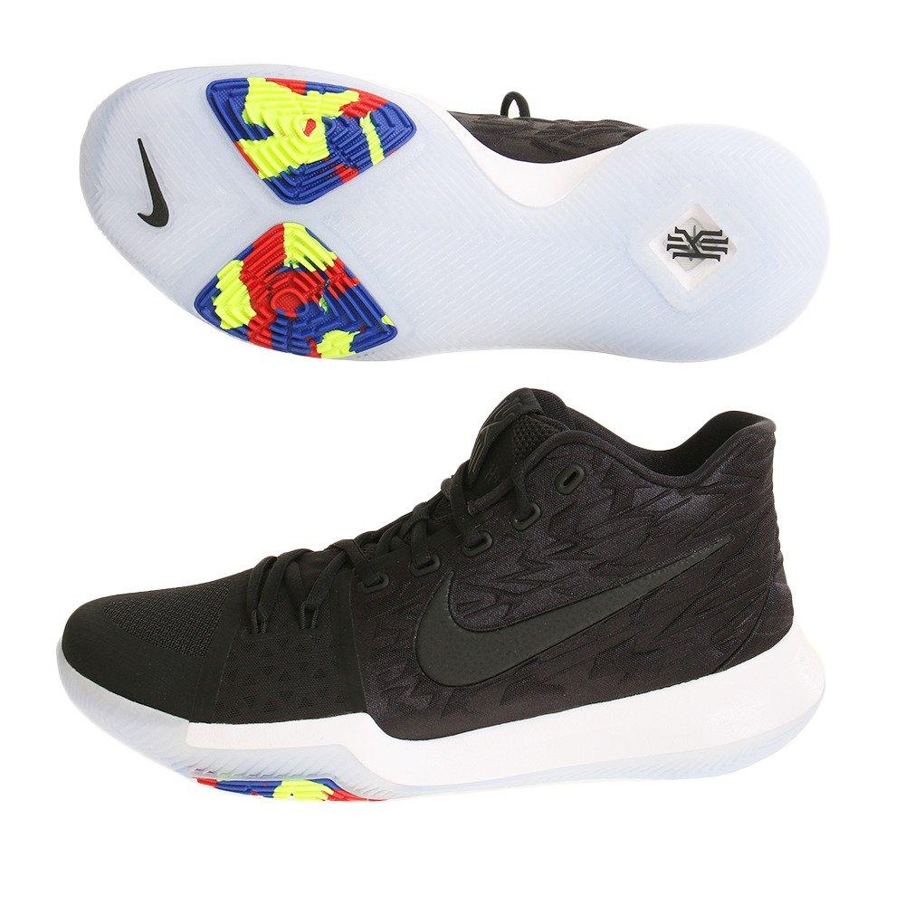 Nike Hombre Kyrie 3 EP, Negro/Blanco: Amazon.es: Zapatos y ...