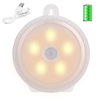 Veilleuse Usb Nuit Eclairage Mouvement Enfant Lampe Automatique c35qSRLjA4