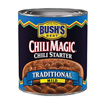 Bush's Low Fat Magic 15.5-ounce Canned Chili