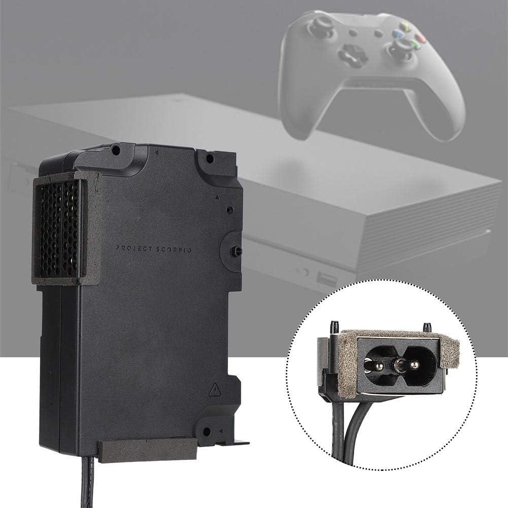 Kit de Piezas de Repuesto de Fuente de alimentación para Consola de Juegos Xbox One X, Fuente de alimentación de Host Profesional: Amazon.es: Electrónica