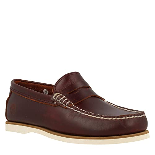 0fad42c834d Timberland Men s Classic Penny Loafer Moccasins  Amazon.co.uk  Shoes ...