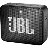 jbl Go 2 Portable Bluetooth Waterproof Speaker, Black