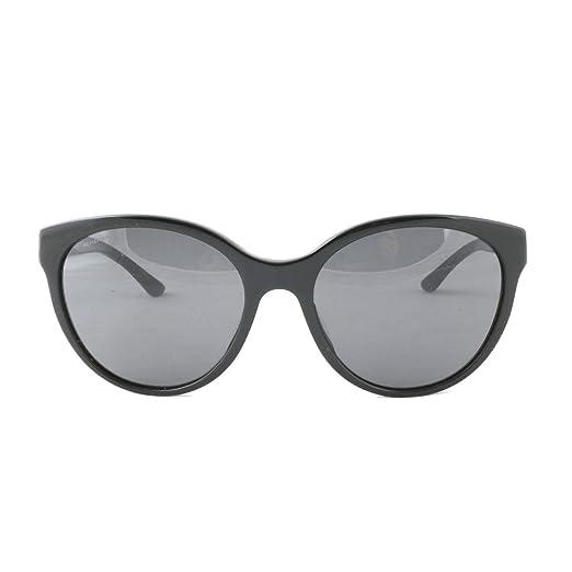 40aaef92aa4ce Amazon.com  Versace Sunglasses VE4282A GB1 87 Black Gray 57 18 140 ...