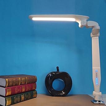 YHFX2Lámparas de escritorio 12W LED Protección de los ojos Lámpara ...