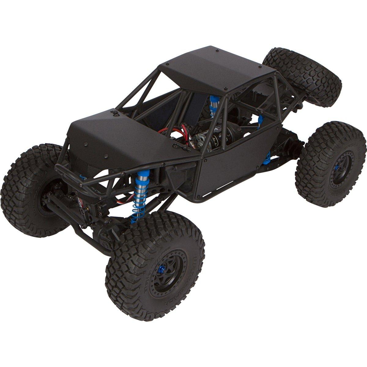Axial Racing Black RR10 Bomber Aluminum Body Panel Kit AX31327