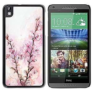 Dragon Case - FOR HTC DESIRE 816 - in this world - Caja protectora de pl??stico duro de la cubierta Dise?¡Ào Slim Fit