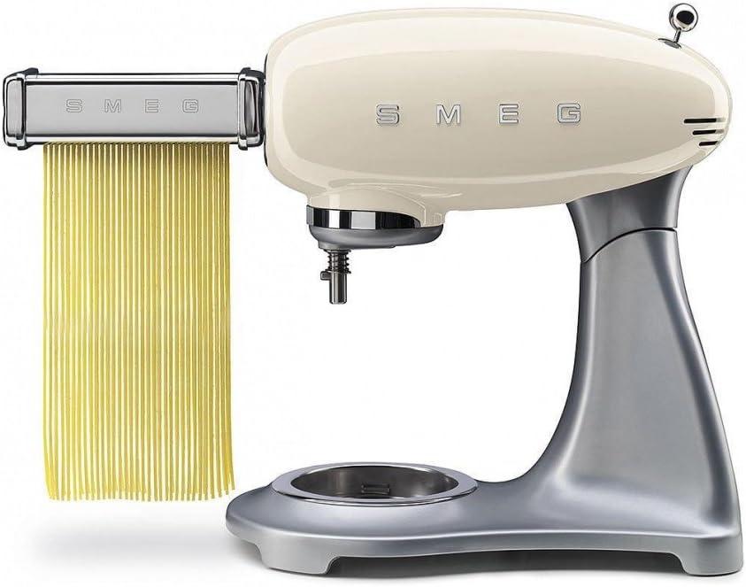 SMEG SMF01 - Robot de cocina + Pasta Set: Amazon.es: Hogar
