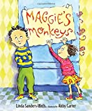 img - for Maggie's Monkeys book / textbook / text book